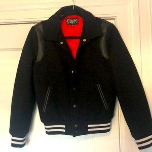 Varsity Jacket from Straight to Hell